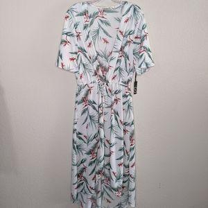 """""""NWT"""" Liberty Love Floral CoverUp"""